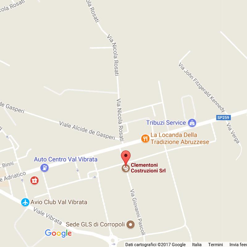 CLEMENTONI COSTRUZIONI Imprese edili Corropoli (Teramo) Abruzzo :: Realizzazione ville ...